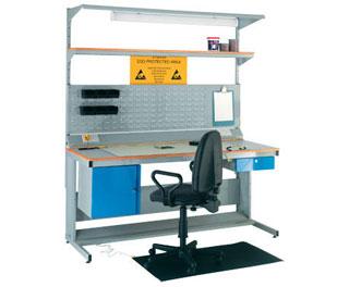 Fabricacion de herramientas de mano arcos hojalatero for Mesas industriales
